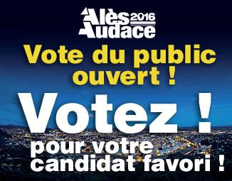 Votez pour votre candidat favori