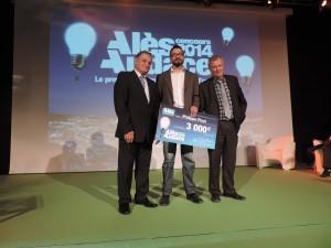 Philippe Pinel remporte le 6e prix