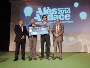 Yohann Landelle et Jimmy Marin remportent le 4e prix